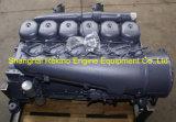 De Luchtgekoelde Dieselmotor van Deutz F6l912W voor de Lader van de Ondergrondse Mijnbouw