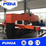Hydraulische CNC-lochende Maschine für starke Blatt-Platte