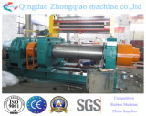 Rolos Rubber Mixing Mill Machine (grande potência)