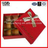 Fantasie kundenspezifischer Feier-Schokoladen-verpackender Papierkasten