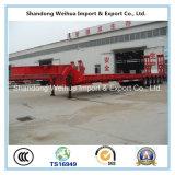 Wellen-LKW-Schlussteil des China-Lieferanten-5 Lowbed halb des Schlussteiles