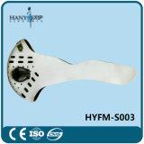 Máscara protetora do treinamento do esporte da máscara da equitação do projeto da forma da segurança do esporte
