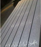 Slatwall 도매 위원회, MDF 슬롯 벽면