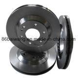 Rotor de disque de frein pour voiture Opel 569059