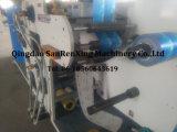 Plastikflaschen-Film-Kennsatz-anhaftende Beschichtung-Maschine