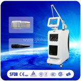 Máquina longa da beleza do tatuagem do laser do ND YAG do pulso e da remoção do pigmento com interruptor de Q e braço de Coreia para o salão de beleza
