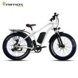Bicicleta eléctrica de la potencia del neumático 4.0 de la playa gorda grande de la nieve
