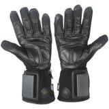 Schwarzer Handschuh für Polizei