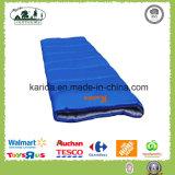 Sac de couchage imperméable à l'eau d'enveloppe de polyester de 2 personnes
