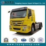 HOWO 4X2 290-420HP 트랙터 헤드 트럭