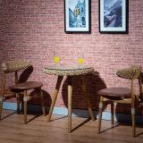 喫茶店Starbucksのための2つのシートの清涼飲料の余暇のダイニングテーブル屋外か屋内B05-7