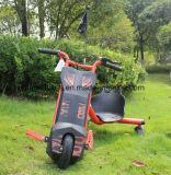 elétricos loucos das rodas 100W 3 mini vão Kart