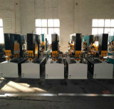 De vierkante Ronde Hydraulische Apparatuur van de Ijzerbewerker van de Staaf Scherpe