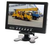 in-Car 9 인치 TFT LCD 차 뒷 전망 모니터 머리 받침 모니터