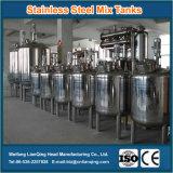 Fare fronte alle richieste di qualità del commestibile del serbatoio mescolantesi dell'acciaio inossidabile
