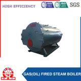 2% economizzatori d'energia hanno bagnato la caldaia a vapore industriale del gas della struttura posteriore