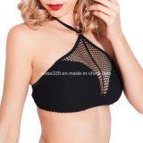 Le signore sexy Crochet lo Swimwear a due pezzi del bikini