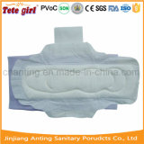 무료 샘플 위생 패드, Organic Cotton Anion 숙녀 위생 냅킨
