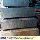 Placa de aço para molde de trabalho a frio de alta qualidade SKD12, O1, A8, 1.2631