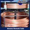 O melhor fio revestido da liga de alumínio da qualidade cobre feito em China