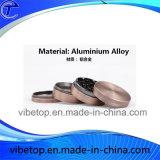 Hete Verkoop 4 het Aluminium van de Rij/de Doos van de Legering van het Zink van de Molen van het Kruid