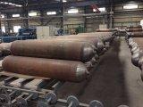 40L容量の高圧継ぎ目が無い鋼鉄アルゴンのガスタンクの中国の専門家の製造業者