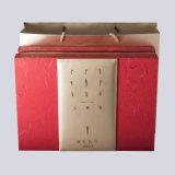 Personalizar a caixa de presente da caixa de papel do projeto da forma