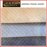 Tessuto 100% di tessile impresso del poliestere del velluto (EDM5167)