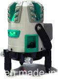 Уровень лазера зеленого цвета высокой точности Self-Leveling многополосный перезаряжаемые