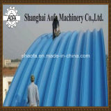 기계 (AF-K610)를 형성하는 아치 유형 지붕 장 롤