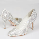 Party Wear Pumps Stilettos Girls Femmes Femmes Chaussures à talons hauts
