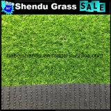 Tapete artificial comercial da grama com espessura de 20mm