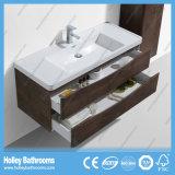 Alto Brillo estilo europeo Pintura accesorios de baño con gabinete lateral (BF315D)