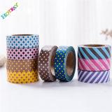 Fabricación impresa de la cinta adhesiva del papel japonés
