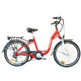 E-Bici plegable de la batería de litio (CMS-TDF02Z)