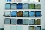 Spätester Entwurf Aluminiumwindows, Aluminiumfenster schiebend