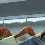 옷장 점화를 위한 건전지 LED 옷장 로드