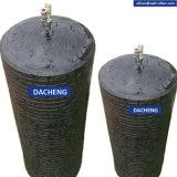 Dans le branchement scellé met en sac (les fiches pneumatiques de pipe)