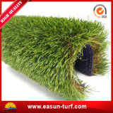 Hierba sintetizada de la hierba artificial para la decoración del jardín