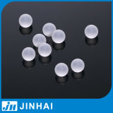 (F) trasparenti solidi di 2mm offuscano la sfera di marmo di vetro polacca