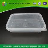 Microwaveable pp. 500ml Verpacken- der Lebensmittelbehälter