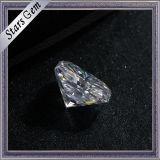 Wholsale Price Vvs E / F Color Radiant Cut Moissanite Stones for Fashion Necklace