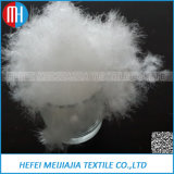 Anatra bianca del materiale di aggregazione giù o oca giù