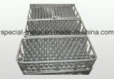 Wärmebehandlung-Ofen-Körbe des Präzisions-Gussteil-HK40 HP40
