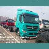 販売のベンツまたはBeiben V3 6X4 420HPのトラクターのトラックのための北