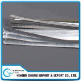 Wekzeugspritzen-Klipp-justierbarer Aluminiummetallwekzeugspritzen-Draht für Respirator