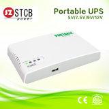 Mini UPS 5V 1A para a fonte de alimentação Uninterruptable do router