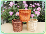 고품질 Handmade 자연적인 버드나무 꽃 바구니 (BC-ST1224)