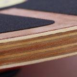 Panneau en bois antidérapant d'oscillation