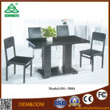 Conjuntos de mesa de jantar de cor de madeira Charm Wood Dining Room Tables and Chairs